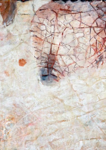 Malerei auf großem Format