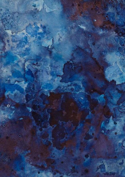 Vom Blau in der Kunst